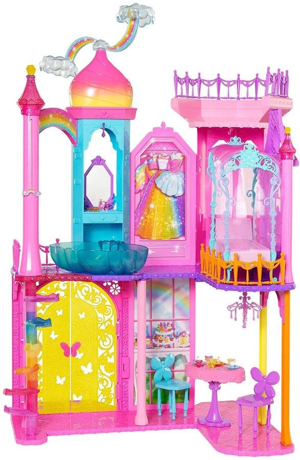 BarbieBarbie Rainbow Cove Castle
