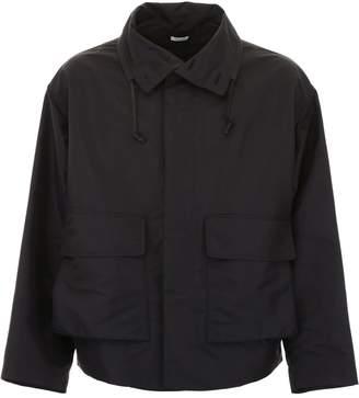 Jil Sander Jacket With High Neck