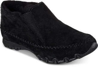 Skechers Women's Relaxed Fit: Bikers - Navajo Casual Booties from Finish Line