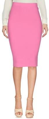 Pinko Knee length skirt