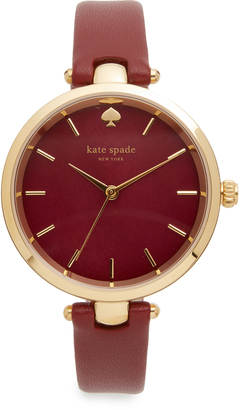Kate Spade New York Holland Watch $195 thestylecure.com
