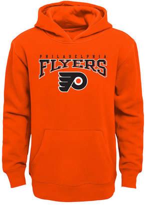Outerstuff Philadelphia Flyers Fleece Hoodie, Big Boys (8-20)
