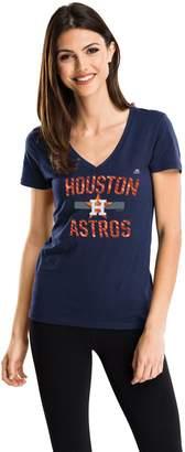 Majestic Women's Houston Astros Relentless Tee