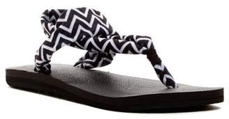Sanuk Yoga Sling 3 Zigzag Sandal