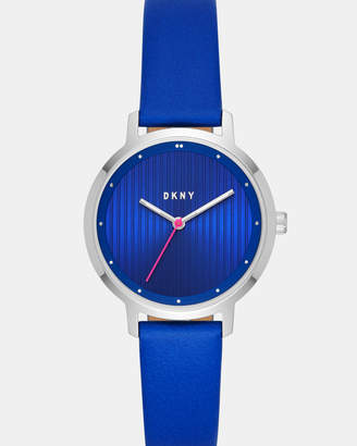 DKNY The Modernist Blue Analogue Watch