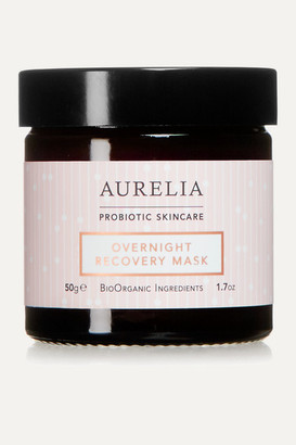 Aurelia Probiotic Skincare Overnight Recovery Mask, 50g - Colorless