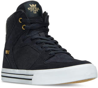 Supra Men's Vaider Casual Skate High-Top Sneakers from Finish Line