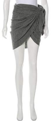 Isabel Marant Erell Alpaca Skirt w/ Tags