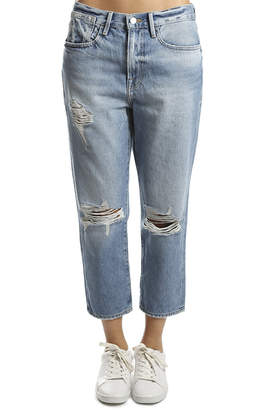 Frame Denim Le Stevie Crop Jean