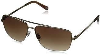 Fossil FOS3034S Rectangular Sunglasses