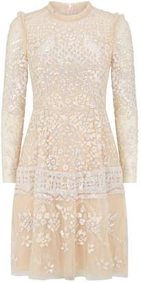 Needle & Thread Sequin Aurora Mini Dress