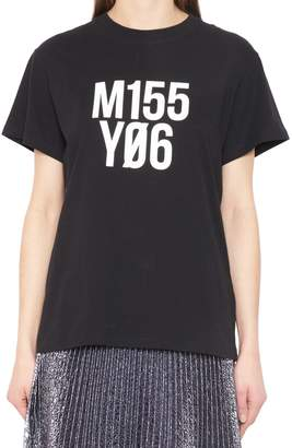 RED Valentino 'miss You' T-shirt
