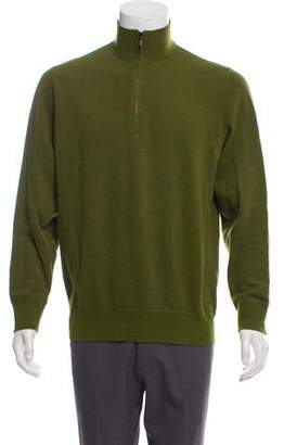 Loro Piana Roadster Pull Light Cashmere Sweater