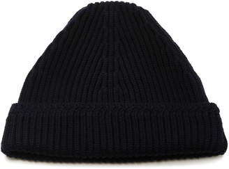 Maison Margiela Wool Ribbed Beanie