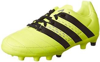 adidas (アディダス) - [アディダス] サッカースパイク エース 16.3-ジャパン HG J LE ソーラーイエロー/コアブラック/シルバーメット 24.0(24cm) (現行モデル)