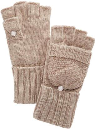 Calvin Klein Flip-Top Gloves