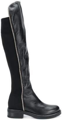 Albano knee boots