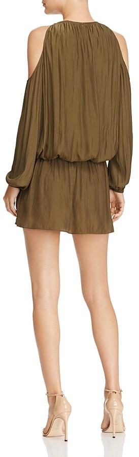 Ramy Brook Lauren Cold Shoulder Dress 2