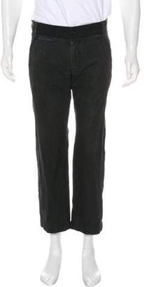 Dolce & Gabbana Cropped Straight-Leg Jeans