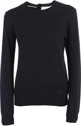 Tory Burch Black Iberia Sweater