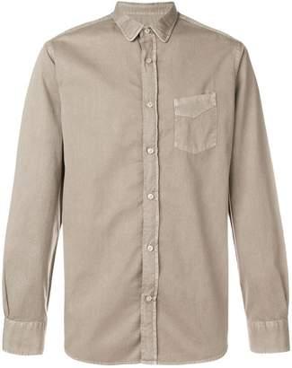Officine Generale pocket button shirt