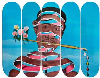 The Skateroom Cheri samba's j'aime la couleur