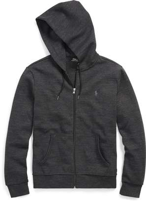 Ralph Lauren Double-Knit Full-Zip Hoodie