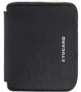 Tucano Sicuro Safe Wallet, Black