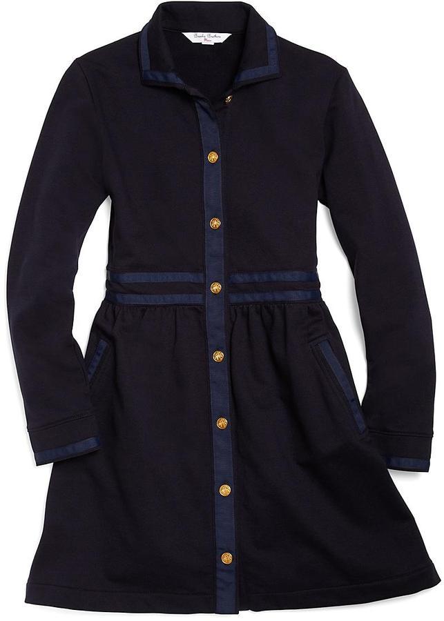 Brooks Brothers Fleece Coat