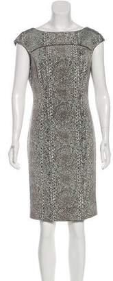 Tory Burch Floral Print Sheath Dress w/ Tags
