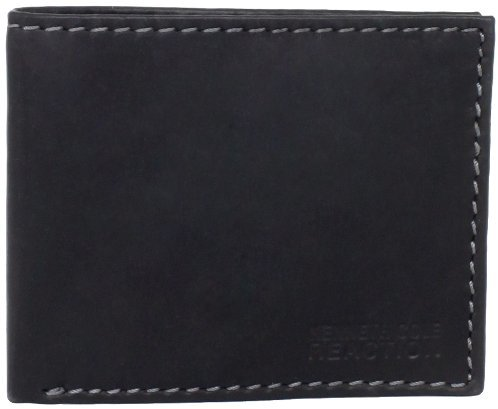 Kenneth Cole Reaction Men's Travel The World Broad St. Wallet