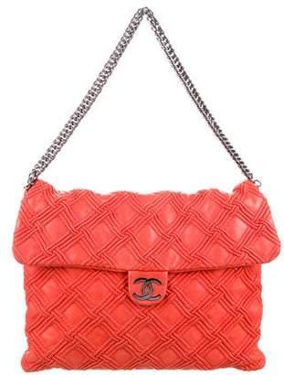 Chanel Walk Of Fame Large Flap Bag