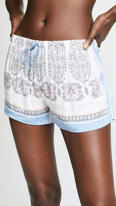 PJ Salvage Vintage Paisley Shorts