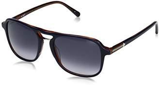 Original Penguin Men's the Sheldon Sun Aviator Sunglasses