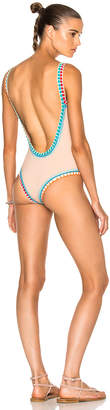 Kiini Luna Scoop Back Swimsuit