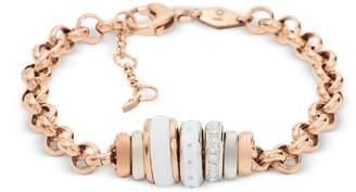 Fossil Classics Rose Gold Women's Bracelet