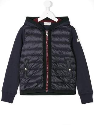 Moncler padded body jacket