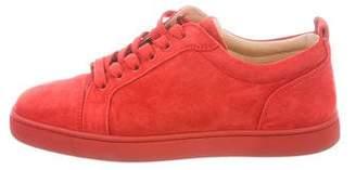Christian Louboutin Louis Junior Flat Sneakers