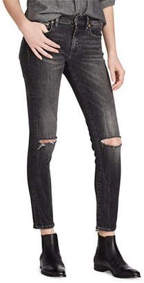 Polo Ralph Lauren Tompkins Cropped Skinny Jeans