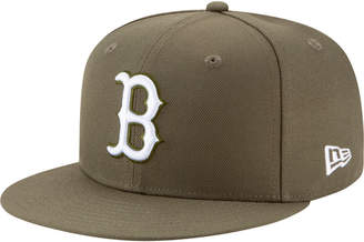 New Era Boston Red Sox MLB 9FIFTY Snaback Hat