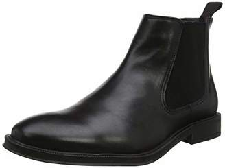 Hotter Men's Berkeley Chelsea Boots, Black 1, 9 (43 EU)