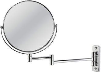 Asstd National Brand Cosmo Extendible Wall-Mount 5x Magnifying Mirror