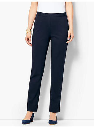 Talbots Refined Ponte Pants