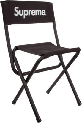 Coleman Supreme Folding Chair Black