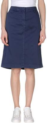 Henry Cotton's Knee length skirts - Item 35275829