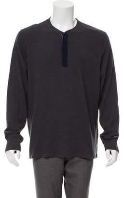 Rag & Bone Lightweight Knit Crew Neck Sweater