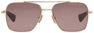 Dita Gold Flight 007 Sunglasses
