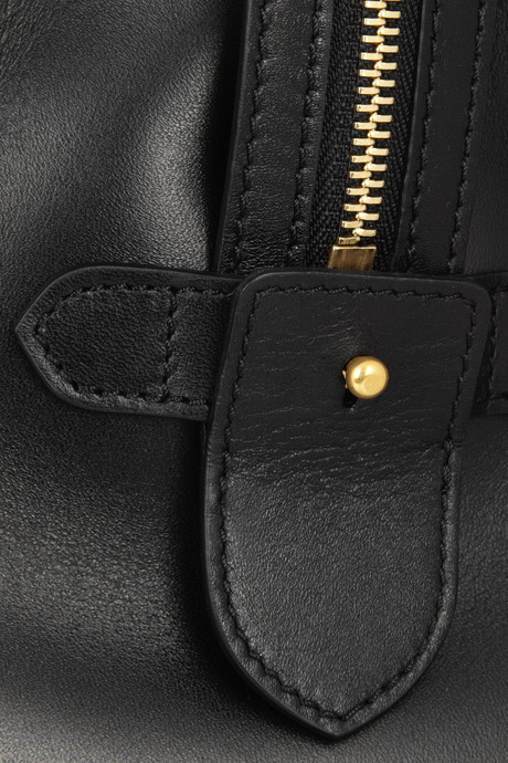 Alexander McQueen The Heroine leather tote