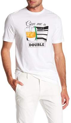 Travis Mathew Give Me a Double Graphic Tee