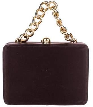 Barneys New York Barney's New York Satin Handle Bag
